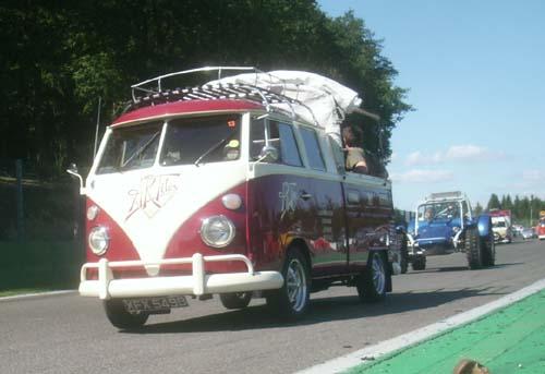 VW Bus T1 Doppelkabine DoKa