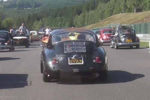 Porsche 356 Ratte