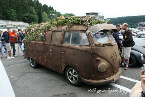VW Bus T1 Doka Scheunenfund