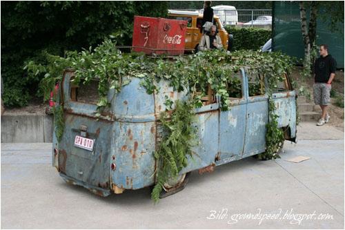 VW Bus T1 Scheunenfund