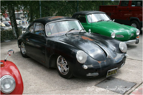Porsche 365 Ratte