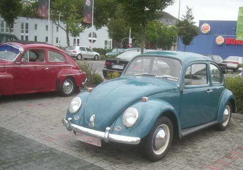 VW Käfer, Buckelvolvo