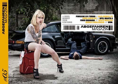 Cover Abgefahren Magazin 05