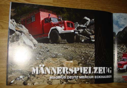 Magirus Deutz Mercur Abgefahren Magazin 5