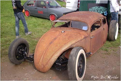 VW Käfer Rust Rod
