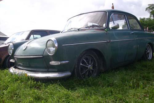 VW Typ 3 Ratte Kurzschnautzer