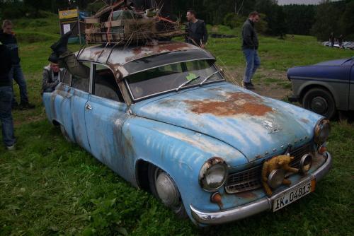 Wartburg 311 Ratte Retro