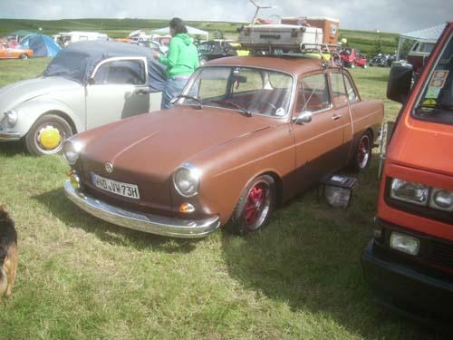 VW 1600L Typ 3 Ratte