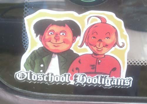 Max und Moritz Oldschool Hooligans