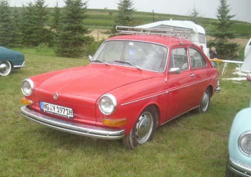 VW 1600TL Typ 3 1971 Langschnautzer