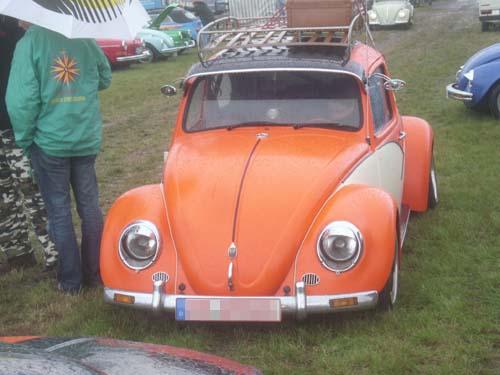 VW Käfer Monster