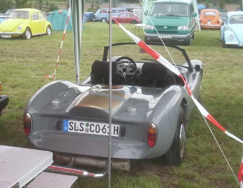 Colani Speedster Roadster