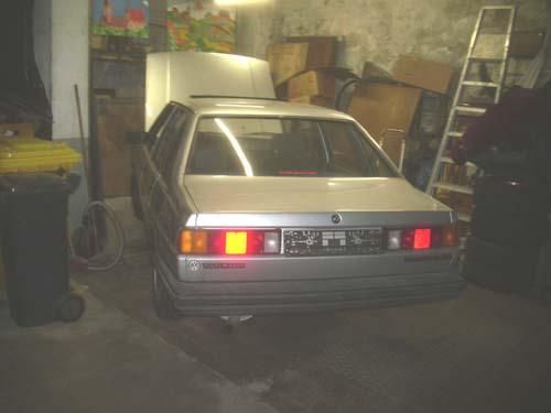 VW Santana CX
