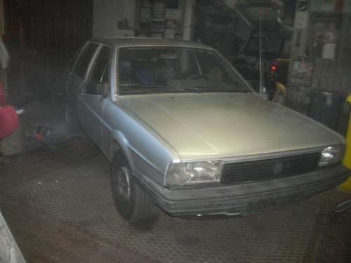 VW Santana CX 1984