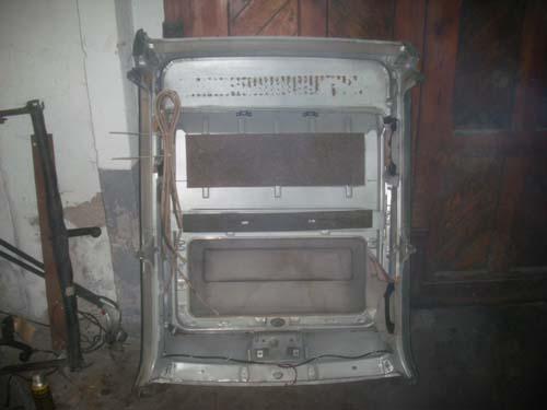Stahlschiebedach VW Santana