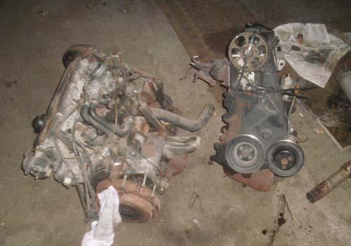 Schrottmotoren