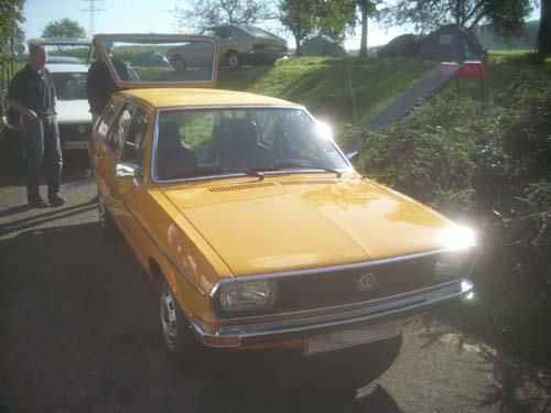 VW Passat Variant 1974