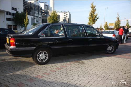 Vauxhall Eagle Quest II