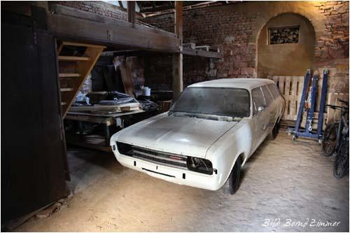 Opel Rekord C Caravan Zweitürer