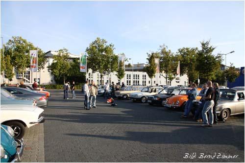 Altautotreff Darmstadt 18.09.2010