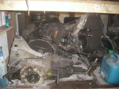VW Getriebe