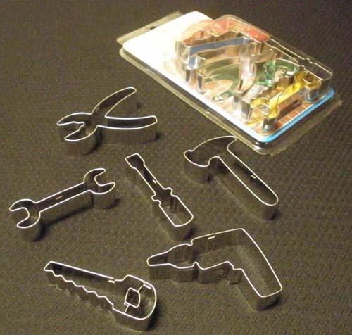 Plätzchenformen Werkzeugset