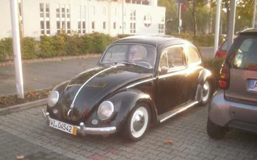 VW Käfer sautief