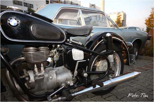 BMW Motorrad Oldtimer