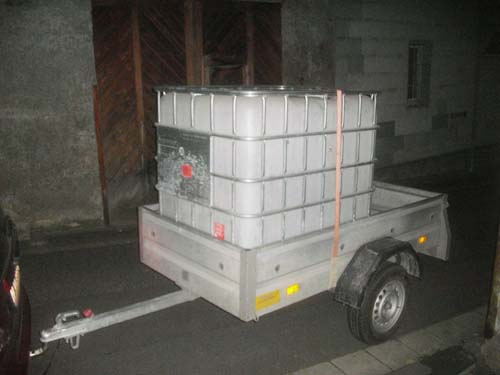 Intermediate Bulk Container IBC