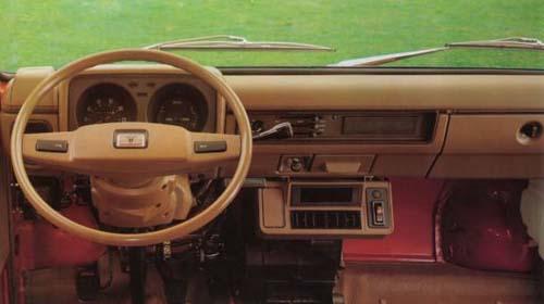 Armaturenbrett Toyota HiAce H11