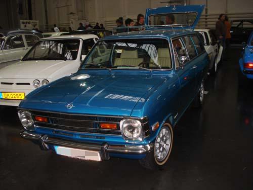 Opel Olympia Caravan