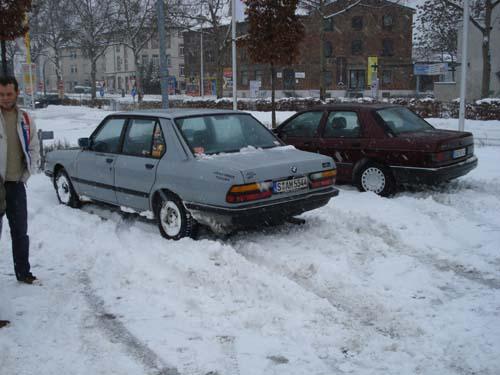 BMW E28, Ford Sierra