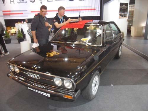 Audi 80 John Player Special