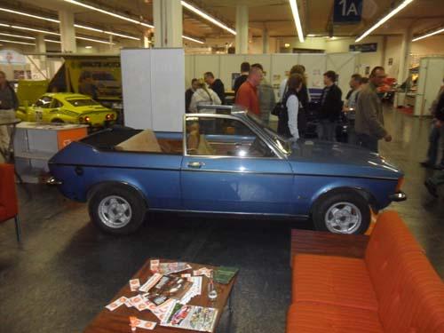 Opel Kadett C City Cabrio