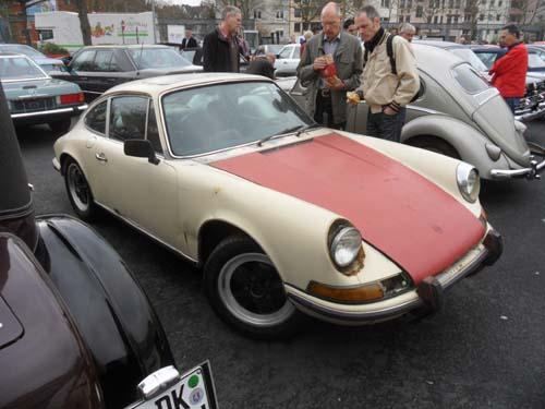 Porsche 911 Ratte