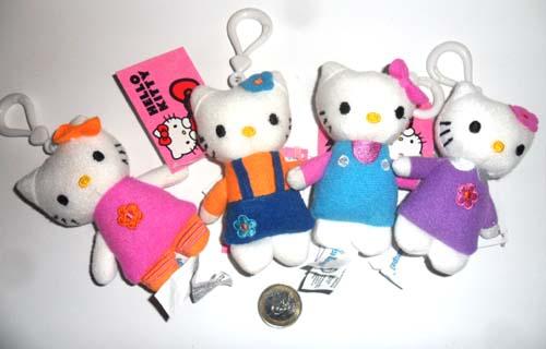 Hello Kitty Schlüsselanhänger