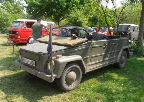 VW Kübel