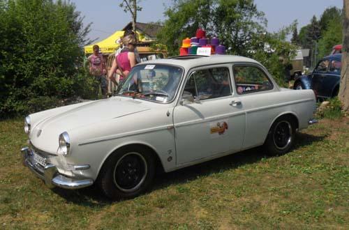 VW Typ3 Kurzschnautzer