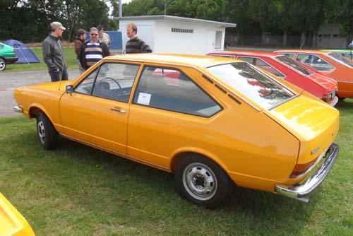 VW Passat 1973 Standard