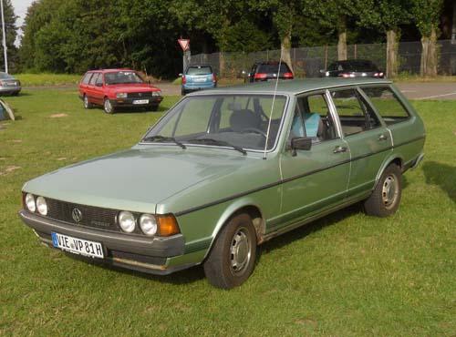 VW Passat 33 Variant sondermodell LX 1980
