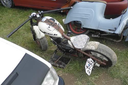 Moped Eigenbau