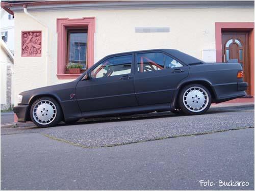 Mercedes Benz 190 2.3 16V