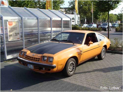 Buick ähnlich Opel Manta