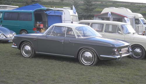 VW Karmann Ghia Typ 34