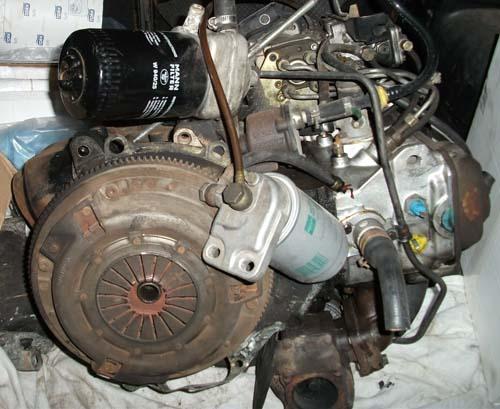 Reservemotor