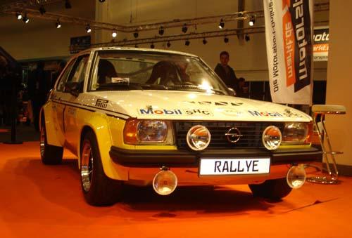 Opel Ascona B Rallye