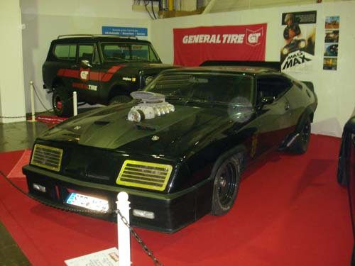 Ford Falcon Interceptor Mad Max