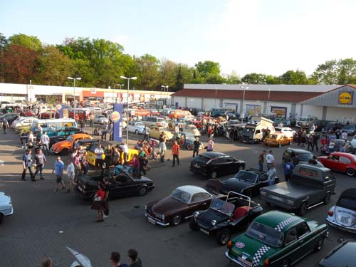 DFL Cruise Night Hannover 2012