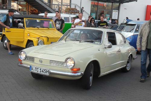 VW Karmann Ghia TC 145