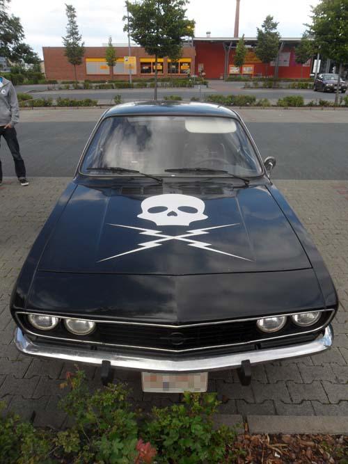 Opel Manta A Deathproof